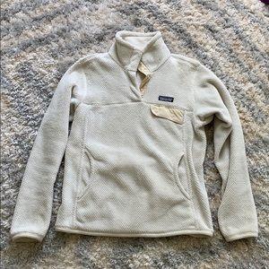Re-Tool Pullover Fleece